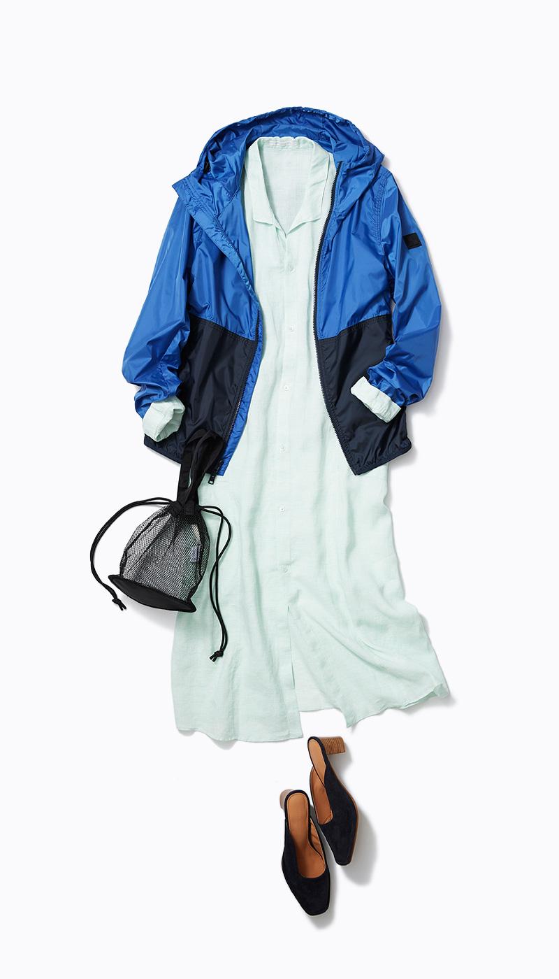 ブルベ冬ファッション